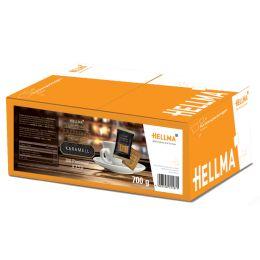 HELLMA Edles Gebäck Karamell, einzeln verpackt, im Karton