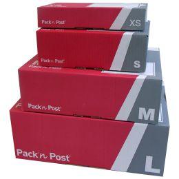 MAILmedia Universal-Versandverpackung Packn Post, Größe XS