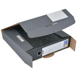 ColomPac Ordner-Versandkarton, grau, (B)50 mm