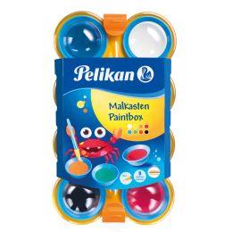 Pelikan Kinder-Malkasten, 8 Farben