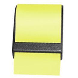 JPC Haftnotizen auf der Rolle, 10 m x 60 mm, gelb