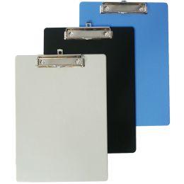 MAUL Kunststoff-Klemmbrett, DIN A4, blau