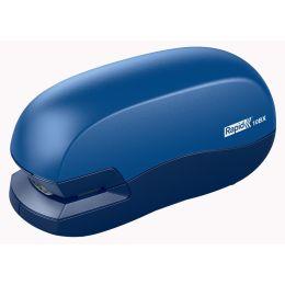 Rapid Elektro-Heftgerät Fixativ 10BX, blau