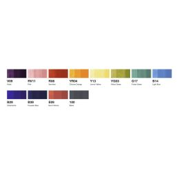 COPIC Profi Marker, 12er Basis Set