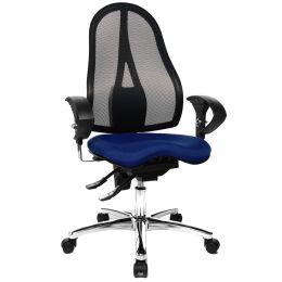 Topstar Bürodrehstuhl Sitness 15, royalblau