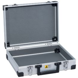allit Utensilien-Koffer AluPlus Basic, Größe: L, silber
