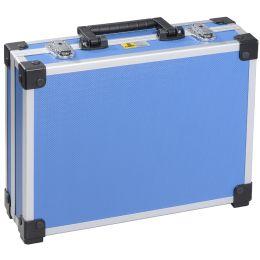 allit Utensilien-Koffer AluPlus Basic, Größe: L, blau