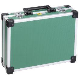 allit Utensilien-Koffer AluPlus Basic, Größe: L, grün