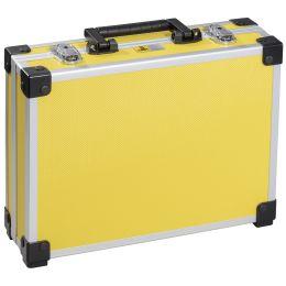 allit Utensilien-Koffer AluPlus Basic, Größe: L, gelb