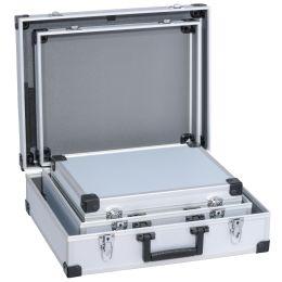 allit Utensilien-Kofferset AluPlus Basic, 3-teilig, silber