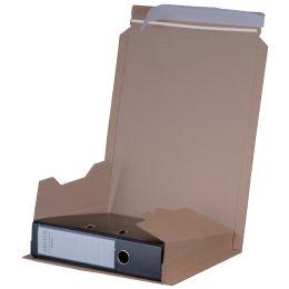 SMARTBOXPRO Ordner-Versandkarton, braun, für Ordner DIN A4