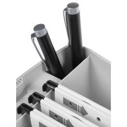 HAN Hängeregistratur-Box SWING, Kunststoff, schwarz