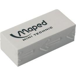 Maped Kunststoff-Radierer Technic 300, weiß