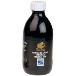 LEFRANC & BOURGEOIS Tinte Nan-King, schwarz, Inhalt: 250 ml
