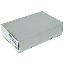 Kores Universal-Etiketten, 38,1 x 21,2 mm, weiß, 500 Blatt