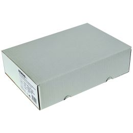Kores Universal-Etiketten, 105 x 74 mm, weiß, 500 Blatt