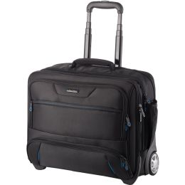 LiGHTPAK Business Notebook-Trolley SKY, Nylon, schwarz