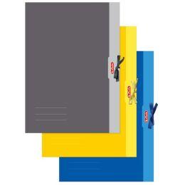 herlitz Zeichnungsmappe, DIN A2, farbig sortiert