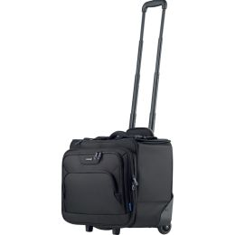 LIGHTPAK Business Notebook-Trolley PIONEER, schwarz