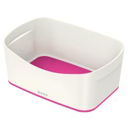 LEITZ Utensilienschale My Box, DIN A5, weiß/pink