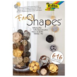 folia Fancy-Shapes-Set Kaffeehaus-Flair