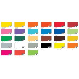 folia Plakatkarton, (B)480 x (H)680 mm, weiß
