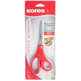 Kores Universal-Schere mit Softgrip-Griff, Länge: 170 mm