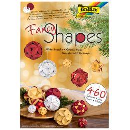 folia Fancy-Shapes-Set Weihnachtszauber
