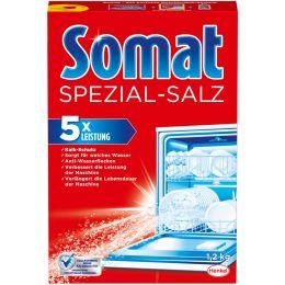 Somat Sp�lmaschinensalz, 1,2 kg Karton