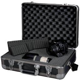 ALUMAXX Multifunktions-Koffer EXPLORER, schwarz