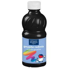 LEFRANC & BOURGEOIS Gouachefarbe 250 ml, schwarz