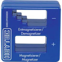 HEYTEC Magnetisierer & Entmagnetisierer, blau