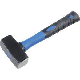HEYTEC Fäustel, 1.000 g, blau / schwarz, Länge: 260 mm
