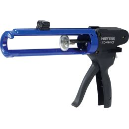 HEYTEC Profi-Kartuschenpistole Compact, blau / schwarz