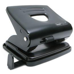 RAPESCO Locher 825, Stanzleistung: 25 Blatt, schwarz