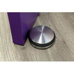 ALBA Türstopper, Edelstahl-Oberfläche, Durchmesser: 110 mm
