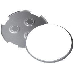 LogiLink Universal Magnethalterung für Rauchmelder, 80 mm