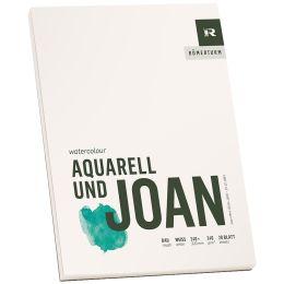 RÖMERTURM Künstlerblock AQUARELL UND JOAN, 300 x 400 mm