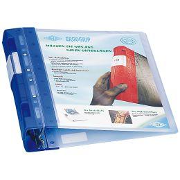 WEDO ERGOGRIP Präsentations-Ordner ICE, 56 mm, ICE-blau