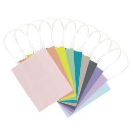 folia Papiertüten Trend, Kraftpapier, 120 x 55 x 150 mm