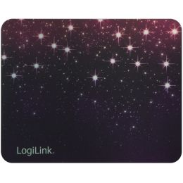 LogiLink Golden Laser Maus Pad Outer Space