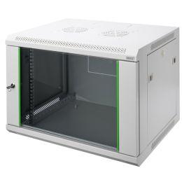 DIGITUS 19 Wandverteiler Dynamic Basic, 9 HE, 600 x 450 mm
