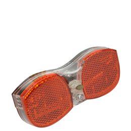 FISCHER Fahrrad-LED-Rückleuchte, für Gepäckträger