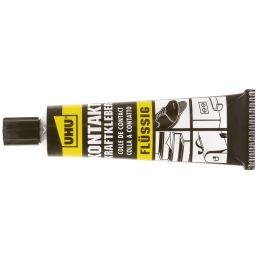 UHU Kontakt Kraftkleber, flüssig, lösemittelhaltig, 120 g
