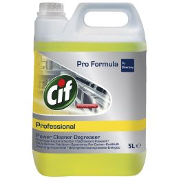 Cif Professional Power Fettlöser-Konzentrat, 5 Liter