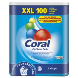 Coral Professional Waschpulver Optimal Color, 100 WL