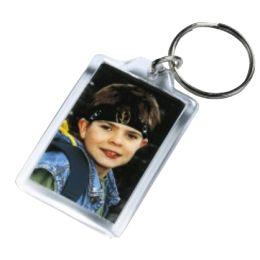 hama Schlüsselanhänger Mini für Minifotos, Theken-Display