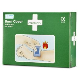 CEDERROTH Verbrennungspflaster Burn Cover, 74 x 45 mm