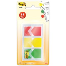Post-it Haftmarker Index Pfeile, 25,4 x 43,2 mm
