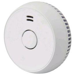 uniTEC Rauchmelder CE, weiß, Alarmsignal: ca. 85 dB